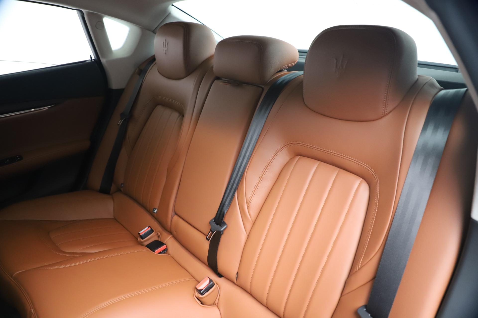 New 2019 Maserati Quattroporte S Q4 For Sale In Greenwich, CT 3458_p23