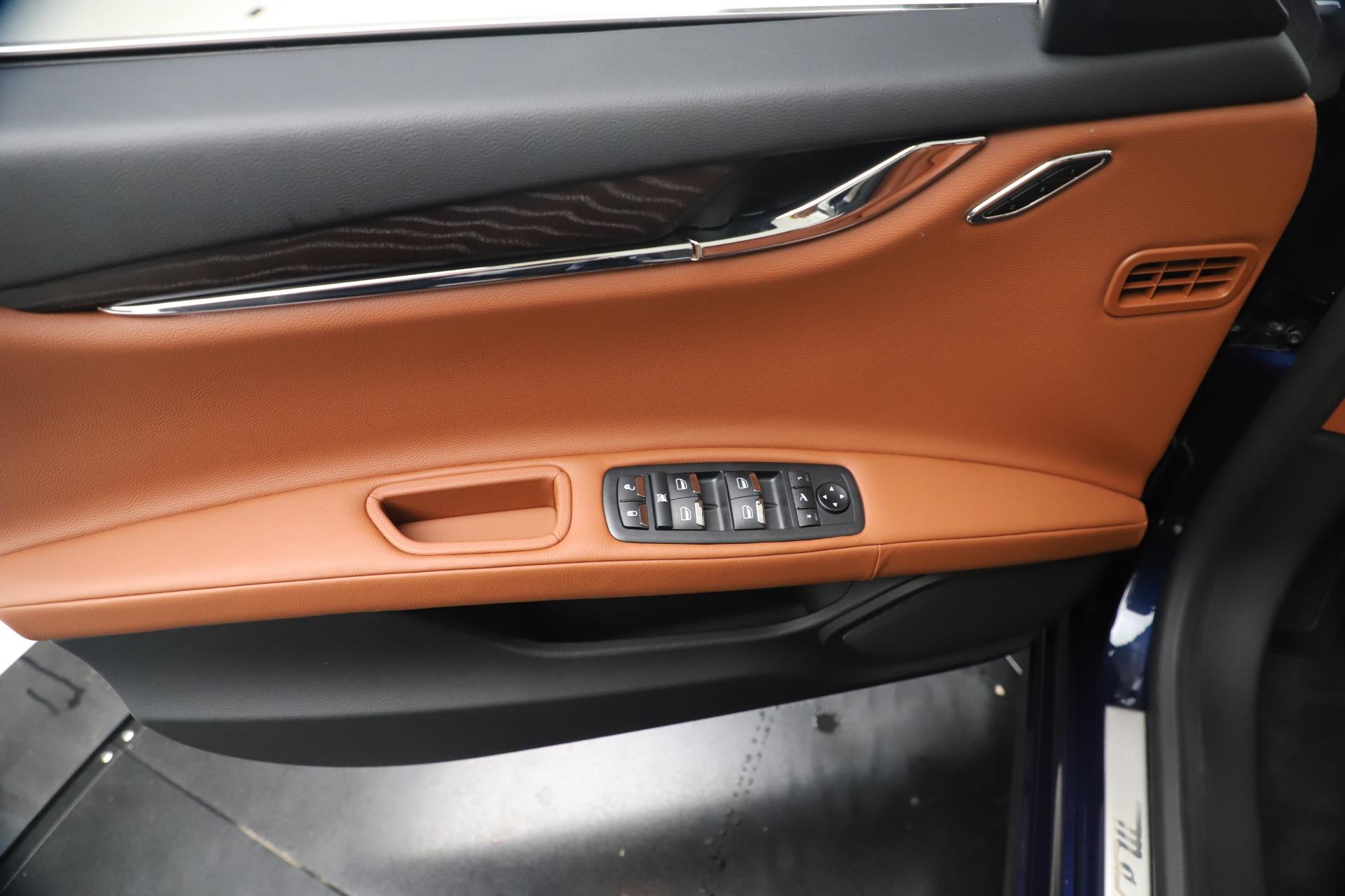 New 2019 Maserati Quattroporte S Q4 For Sale In Greenwich, CT 3458_p24