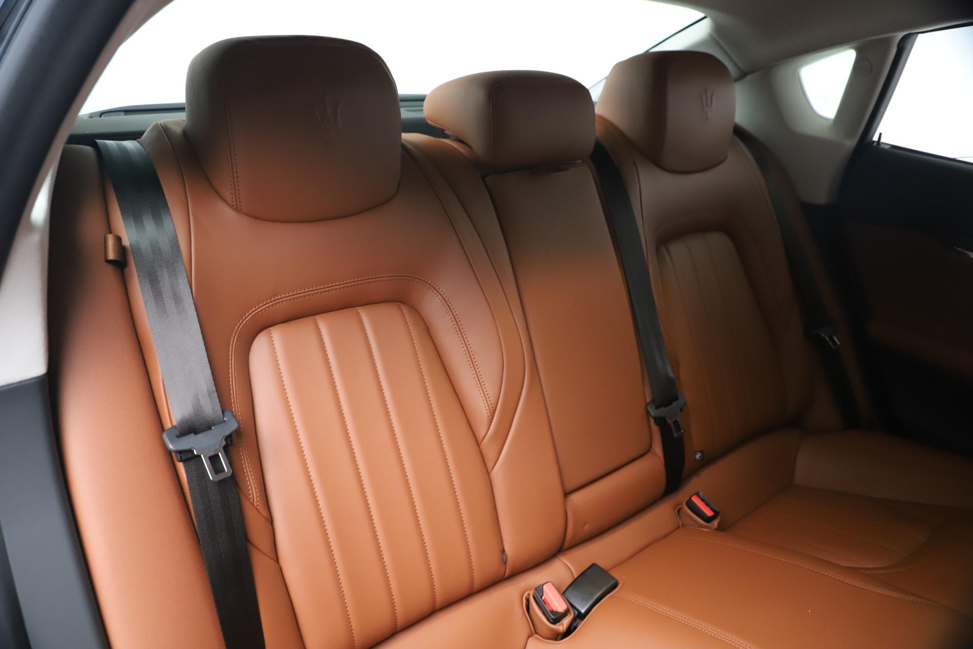 New 2019 Maserati Quattroporte S Q4 For Sale In Greenwich, CT 3458_p27