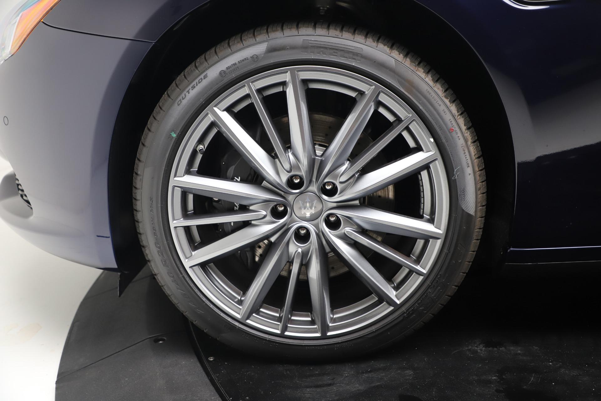 New 2019 Maserati Quattroporte S Q4 For Sale In Greenwich, CT 3458_p30