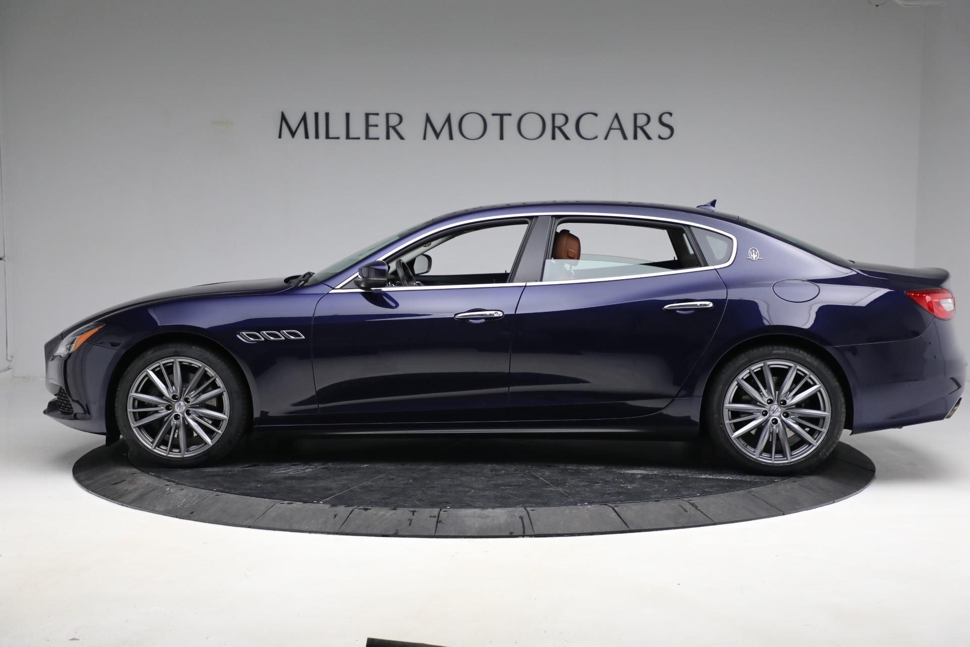 New 2019 Maserati Quattroporte S Q4 For Sale In Greenwich, CT 3458_p3