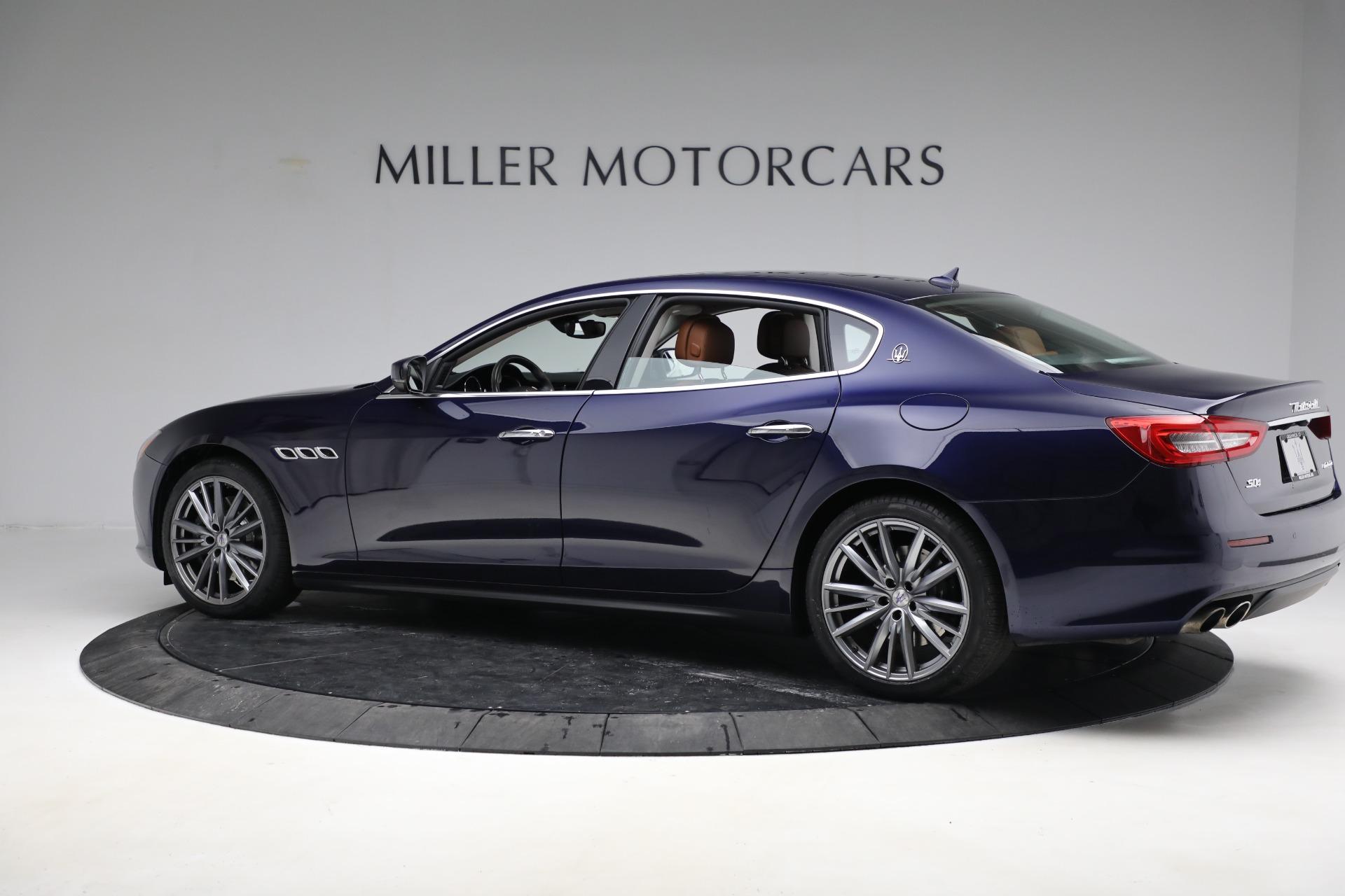New 2019 Maserati Quattroporte S Q4 For Sale In Greenwich, CT 3458_p4