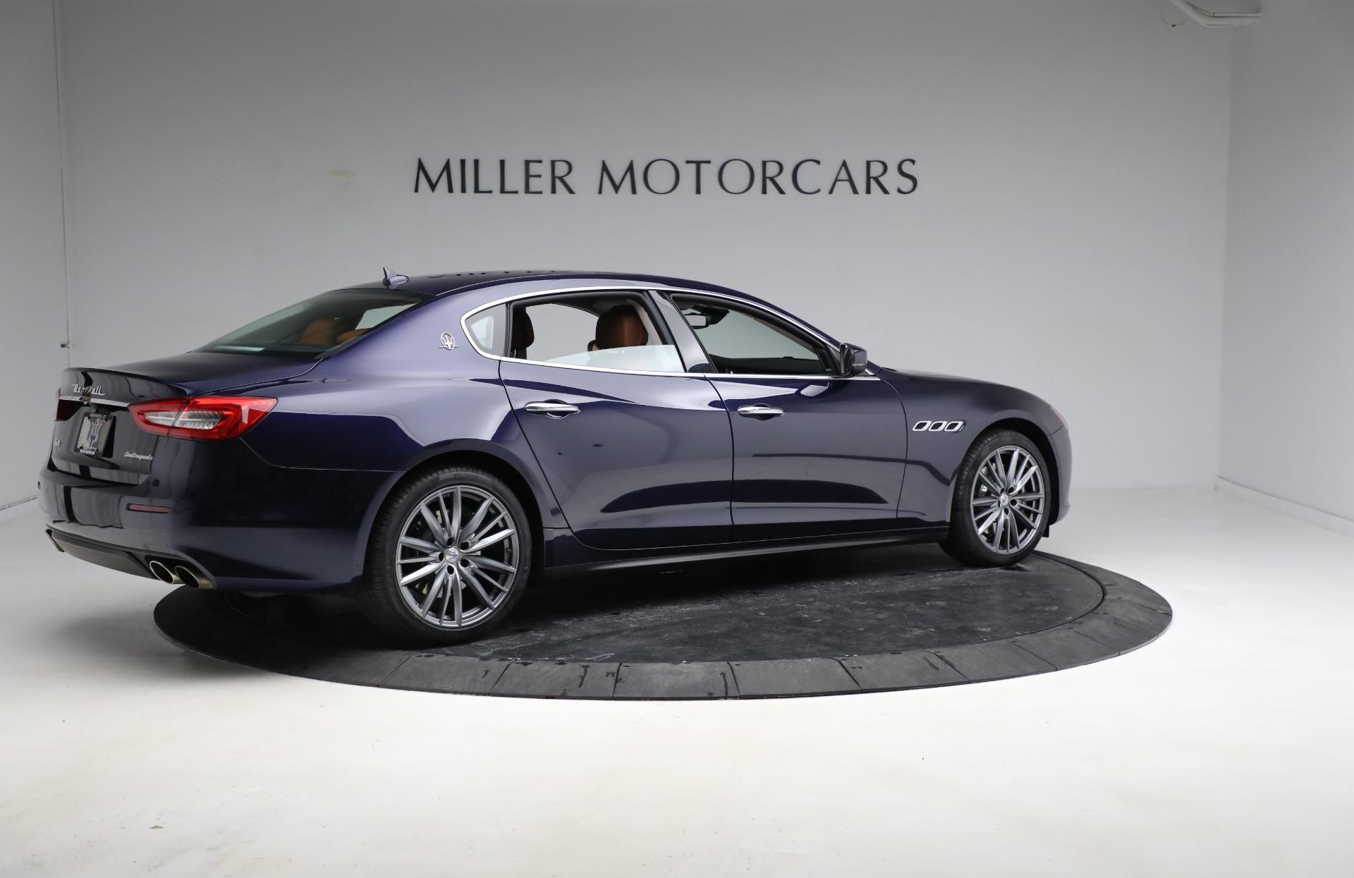 New 2019 Maserati Quattroporte S Q4 For Sale In Greenwich, CT 3458_p9