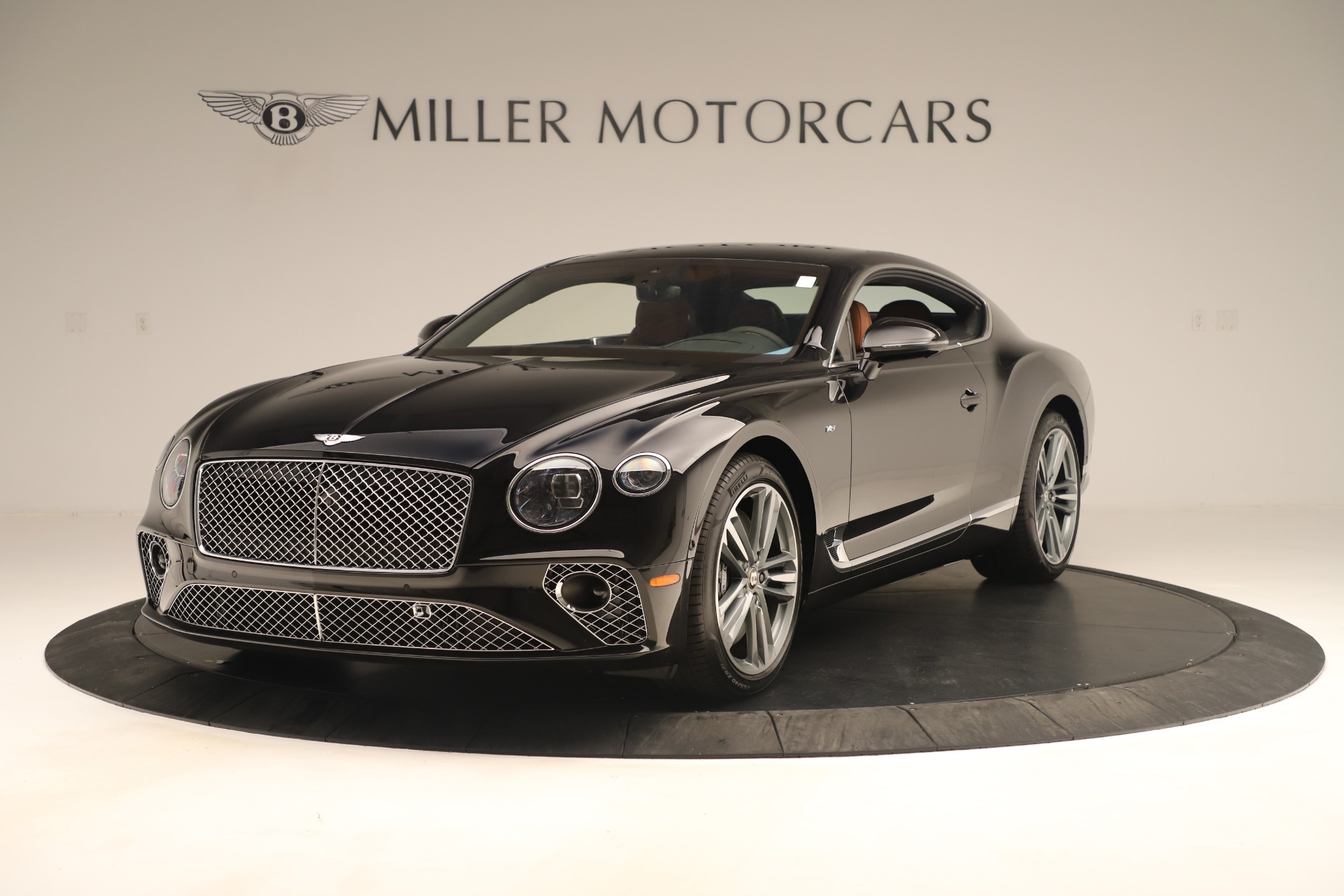 New 2020 Bentley Continental GT V8 For Sale In Greenwich, CT 3460_main