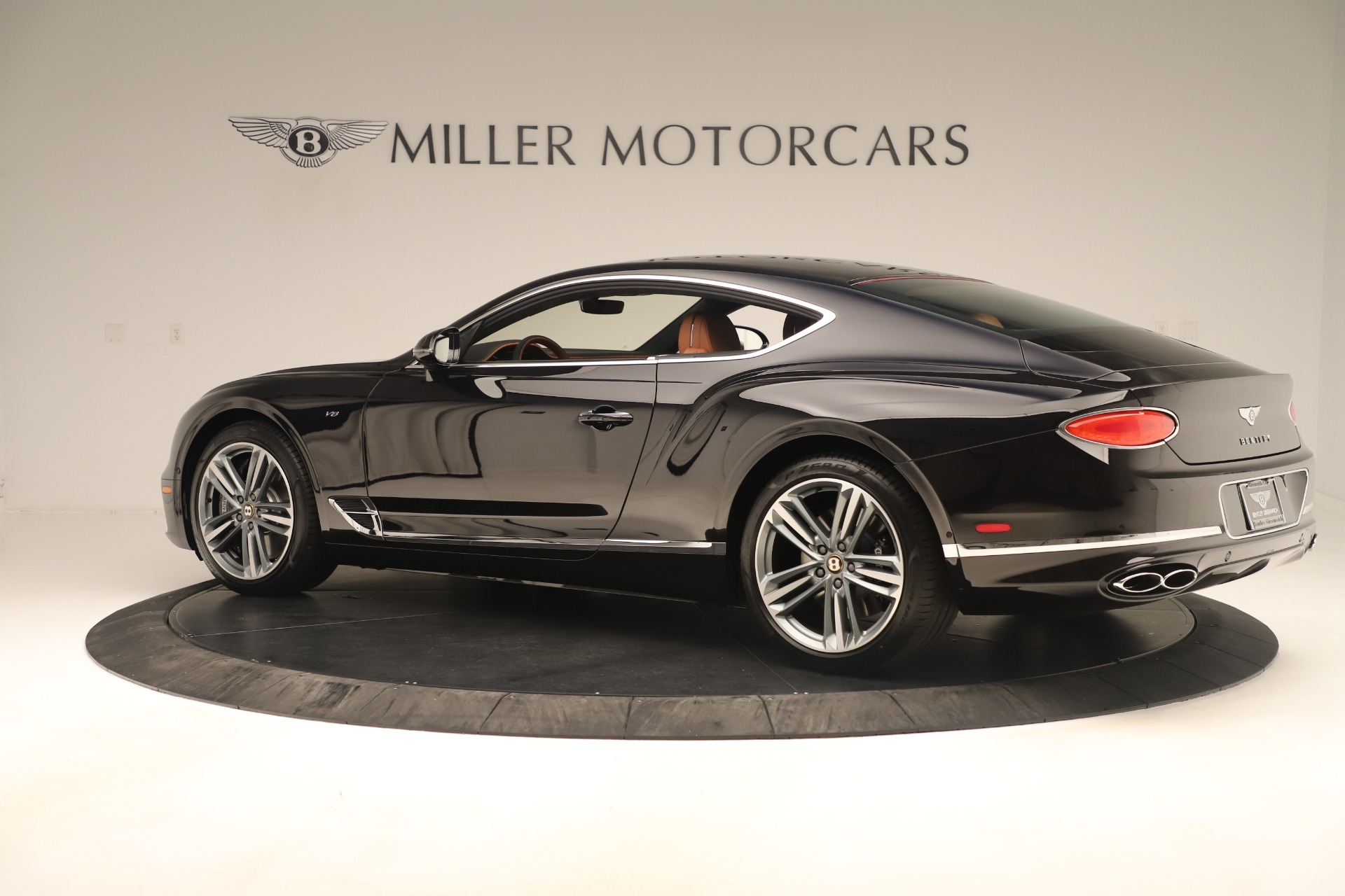 New 2020 Bentley Continental GT V8 For Sale In Greenwich, CT 3460_p4