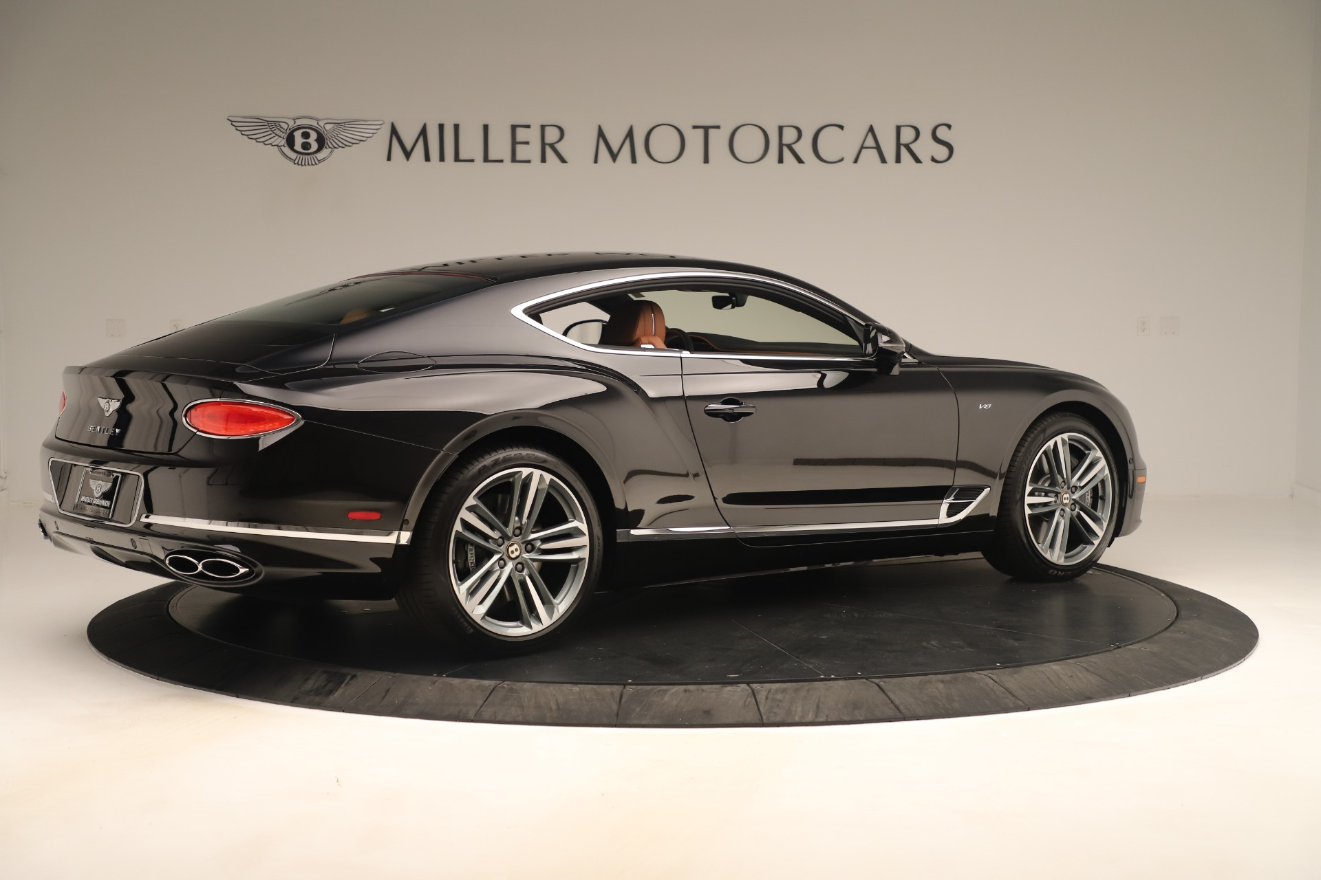 New 2020 Bentley Continental GT V8 For Sale In Greenwich, CT 3460_p8
