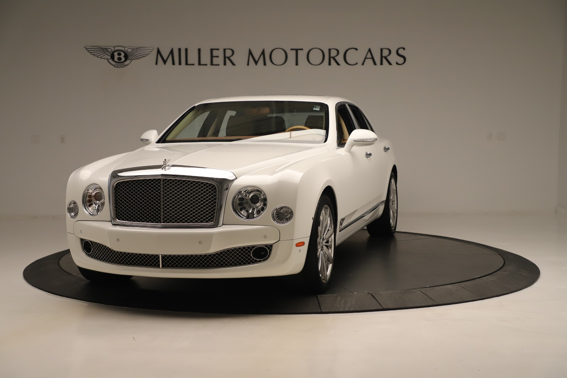 Used 2016 Bentley Mulsanne  For Sale In Greenwich, CT 3461_main