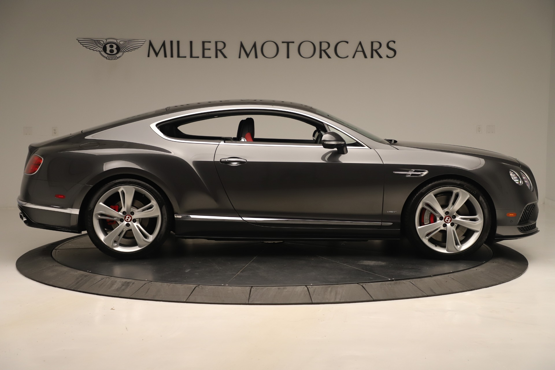 Used 2016 Bentley Continental GT V8 S For Sale In Greenwich, CT 3462_p10