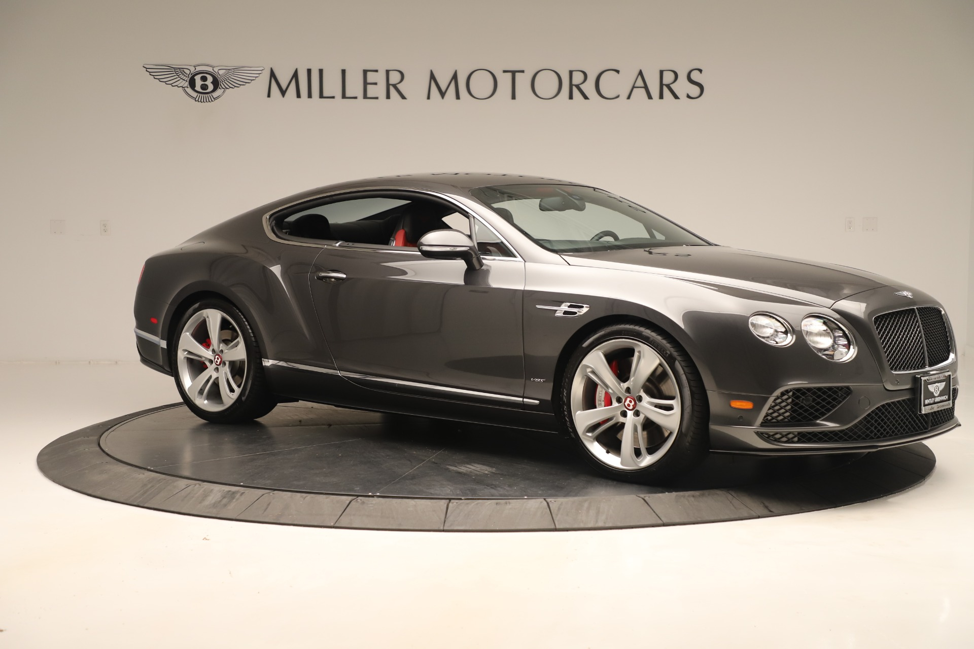 Used 2016 Bentley Continental GT V8 S For Sale In Greenwich, CT 3462_p12