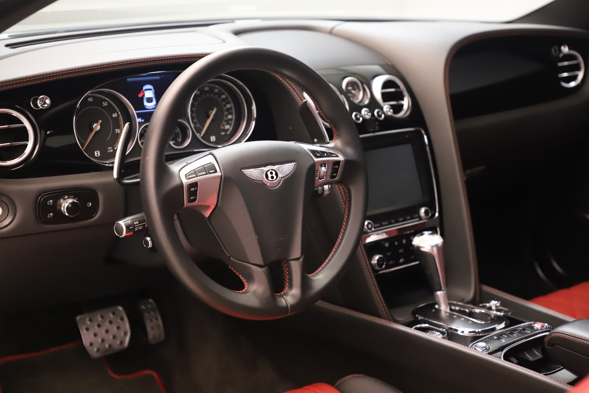 Used 2016 Bentley Continental GT V8 S For Sale In Greenwich, CT 3462_p25