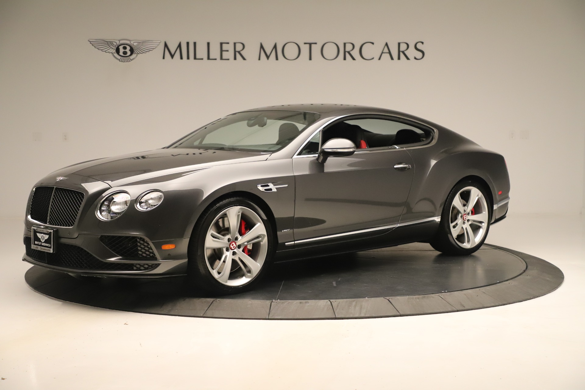 Used 2016 Bentley Continental GT V8 S For Sale In Greenwich, CT 3462_p2