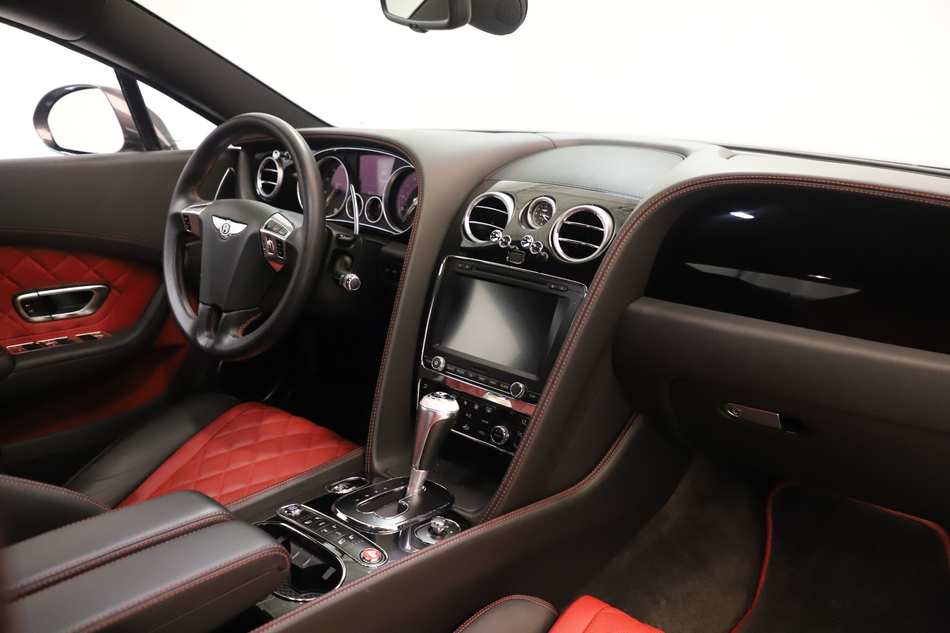 Used 2016 Bentley Continental GT V8 S For Sale In Greenwich, CT 3462_p30