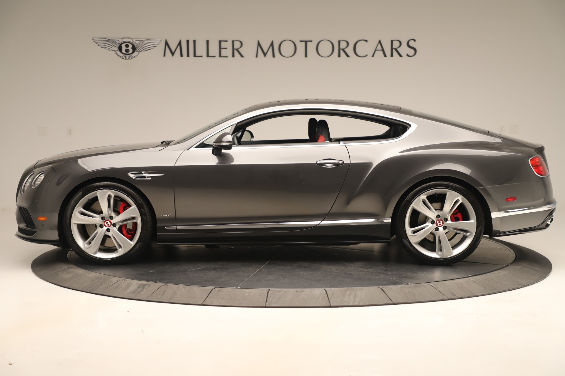 Used 2016 Bentley Continental GT V8 S For Sale In Greenwich, CT 3462_p3