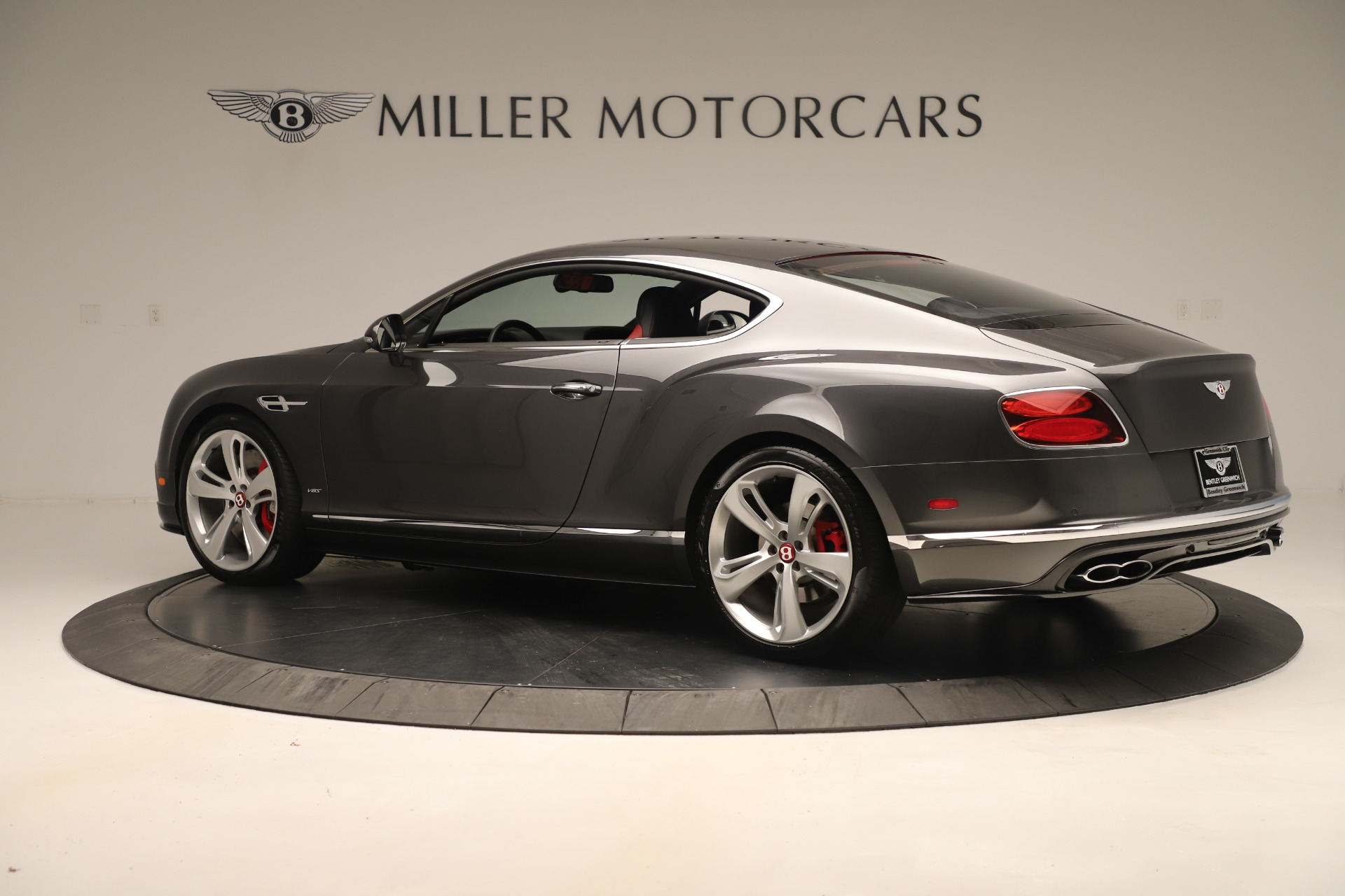 Used 2016 Bentley Continental GT V8 S For Sale In Greenwich, CT 3462_p4