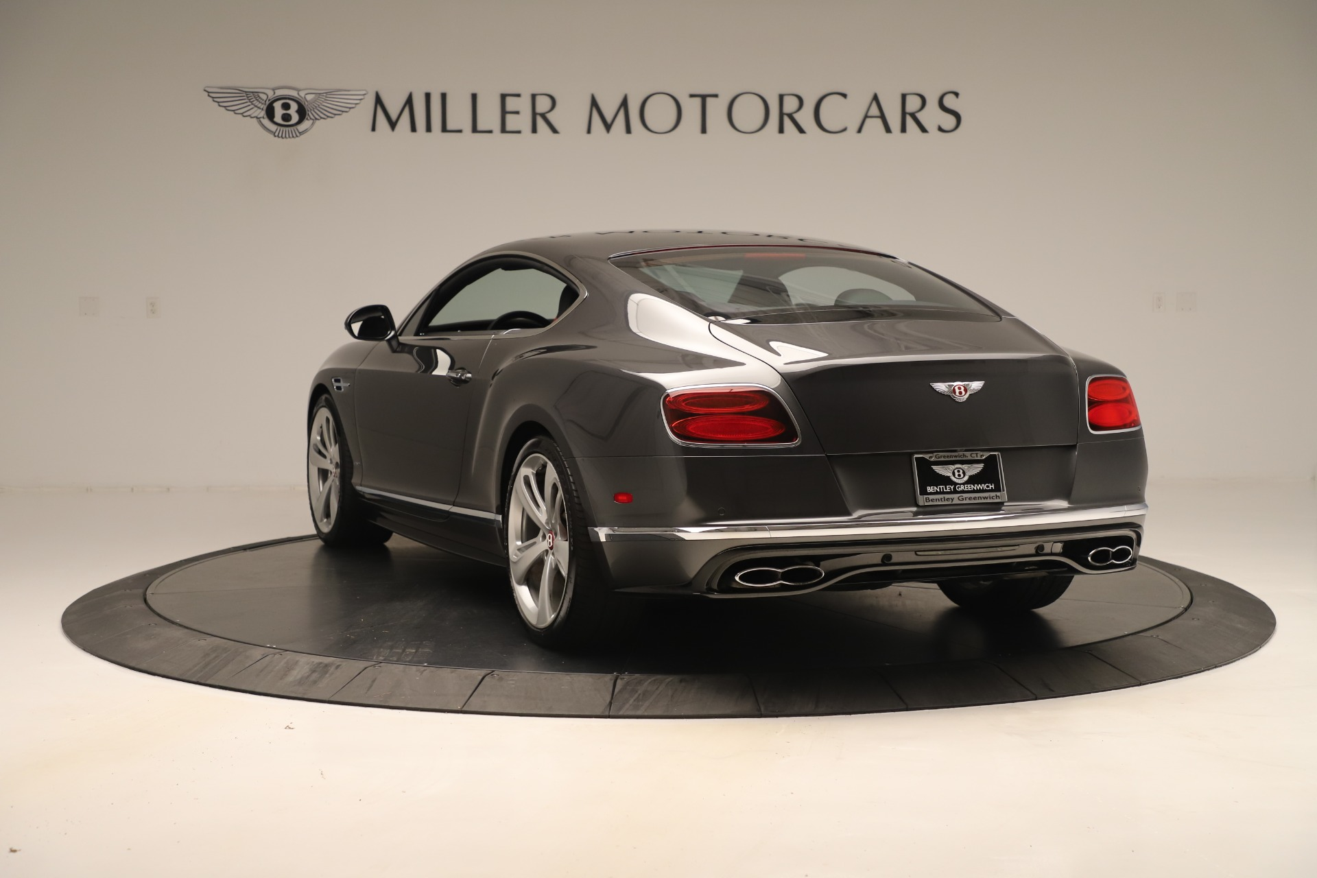 Used 2016 Bentley Continental GT V8 S For Sale In Greenwich, CT 3462_p5
