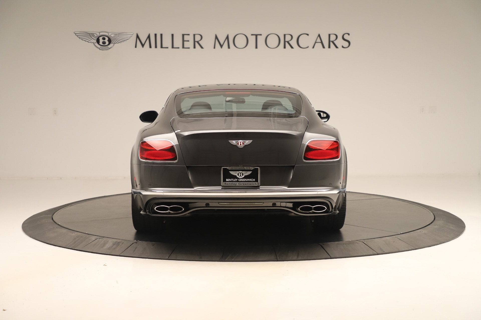 Used 2016 Bentley Continental GT V8 S For Sale In Greenwich, CT 3462_p6