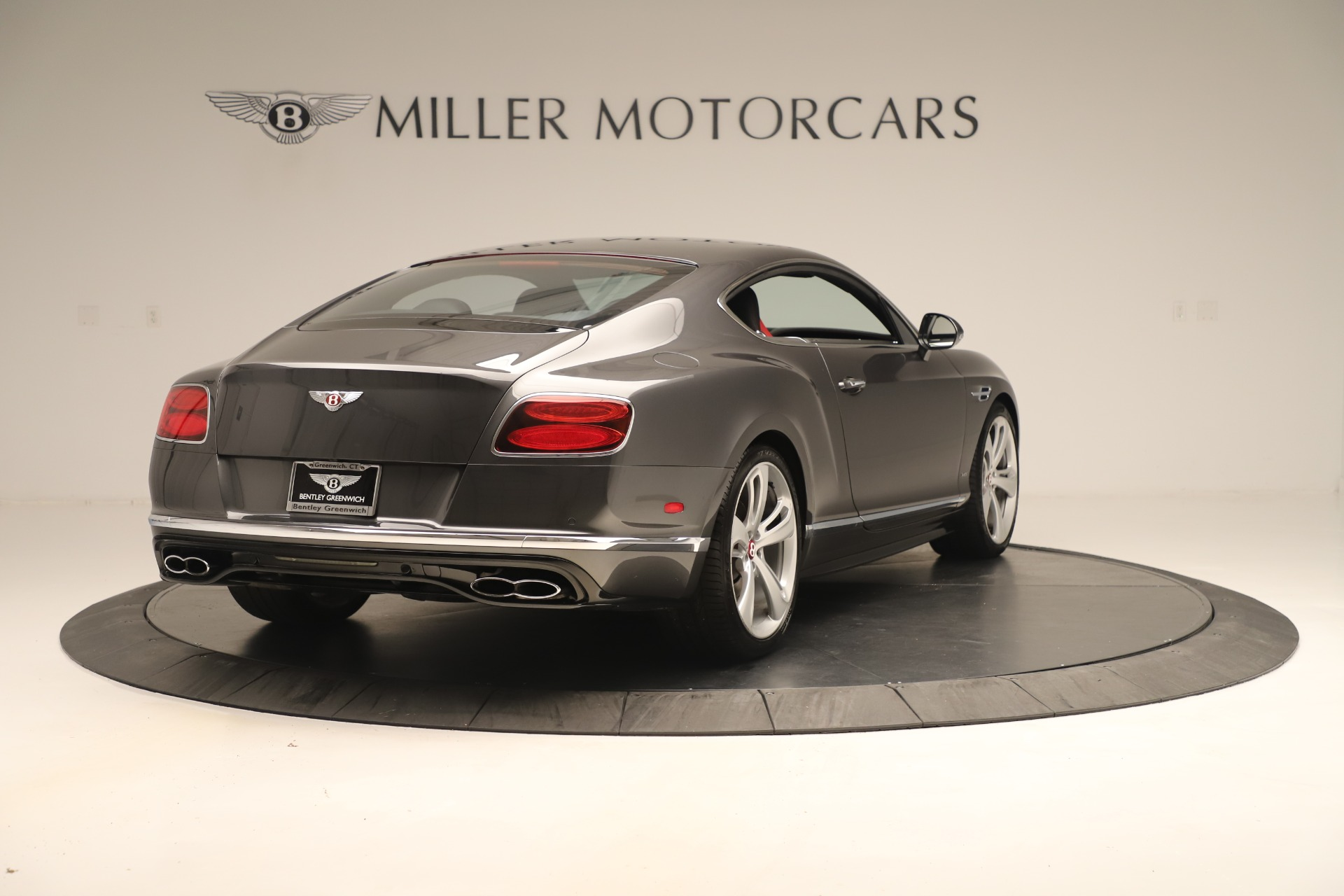 Used 2016 Bentley Continental GT V8 S For Sale In Greenwich, CT 3462_p7