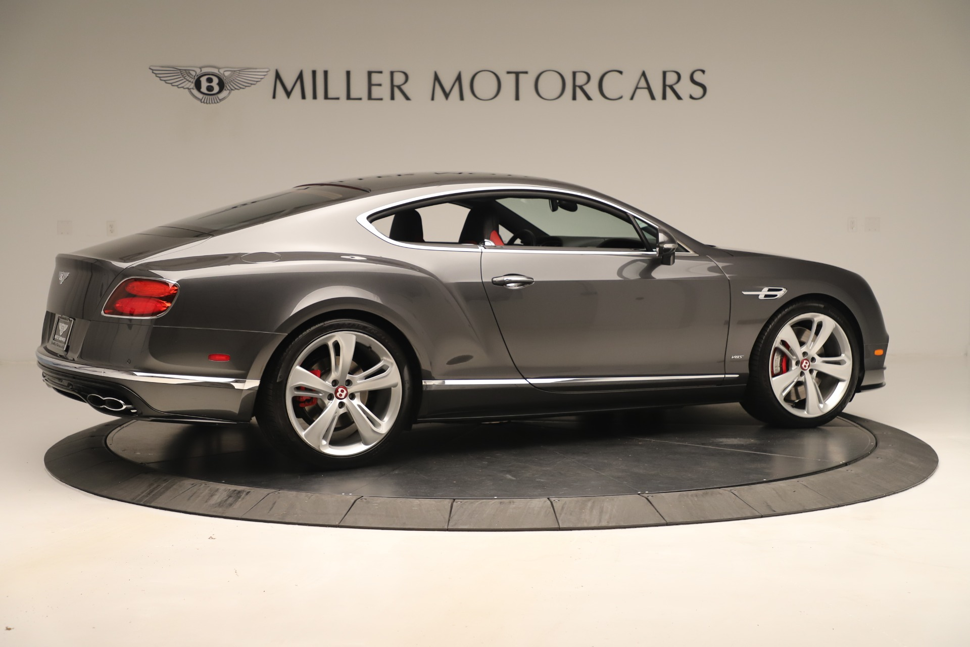 Used 2016 Bentley Continental GT V8 S For Sale In Greenwich, CT 3462_p8