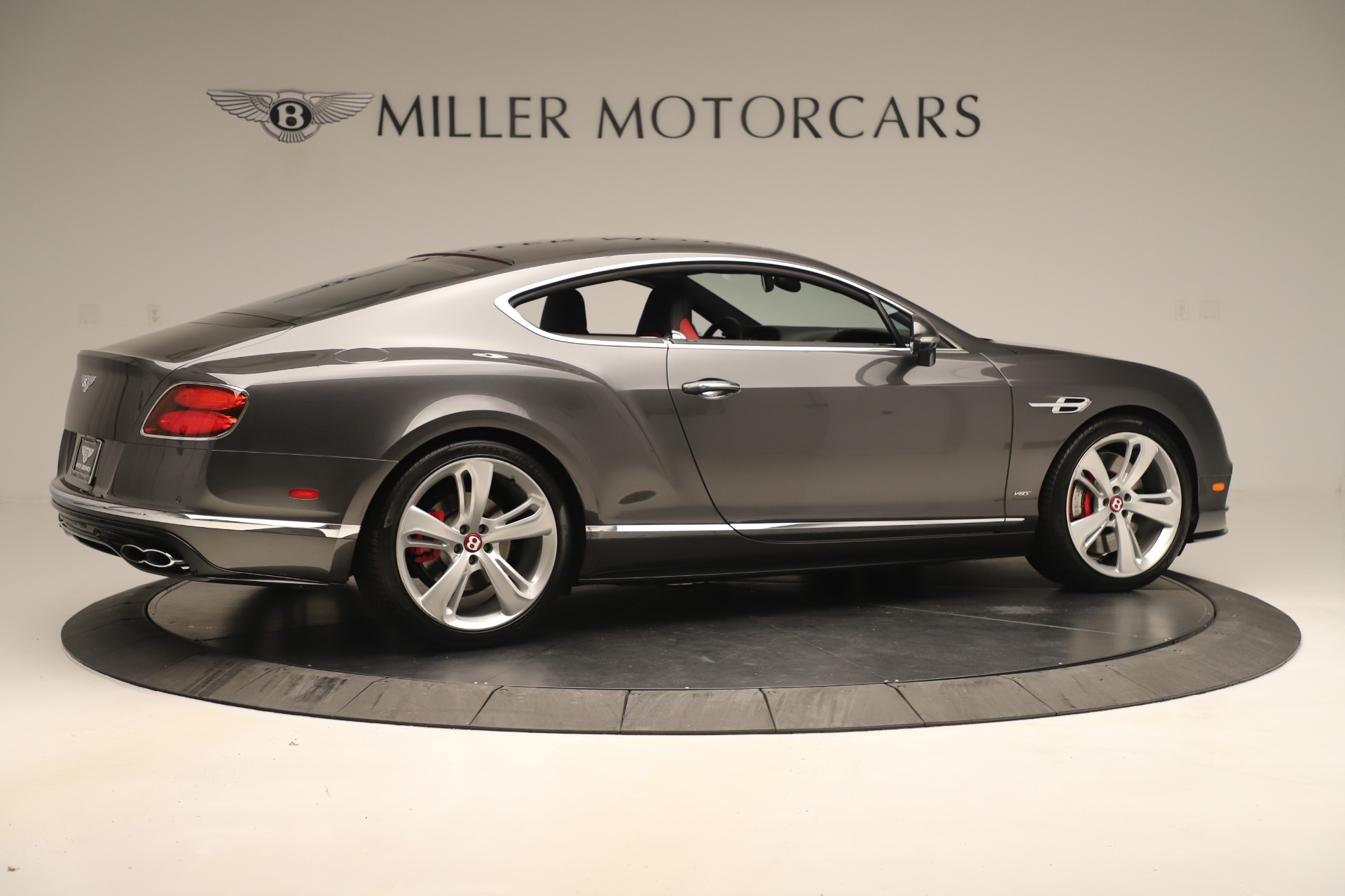Used 2016 Bentley Continental GT V8 S For Sale In Greenwich, CT 3462_p9