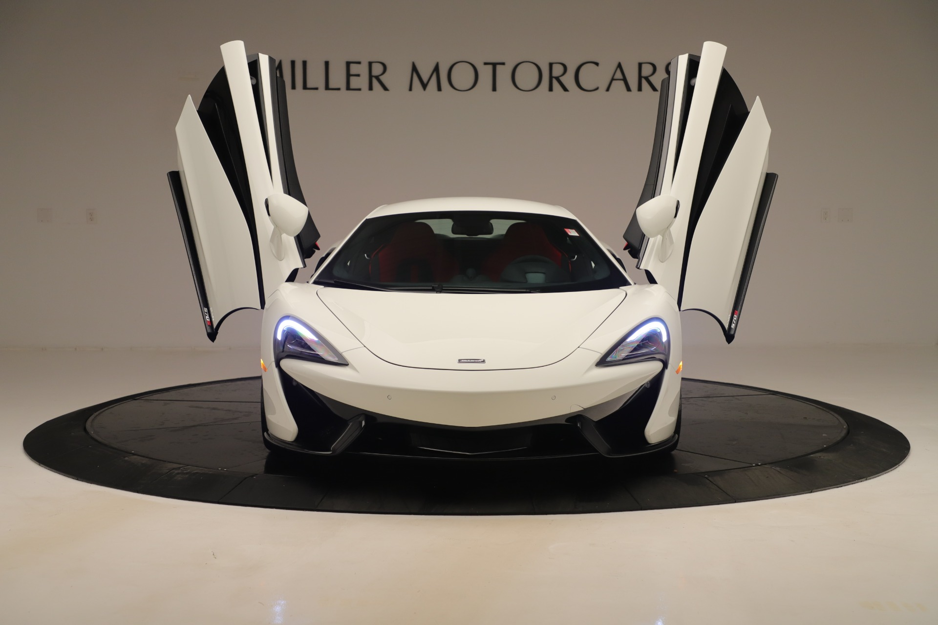 New 2020 McLaren 570S Coupe For Sale In Greenwich, CT 3463_p12