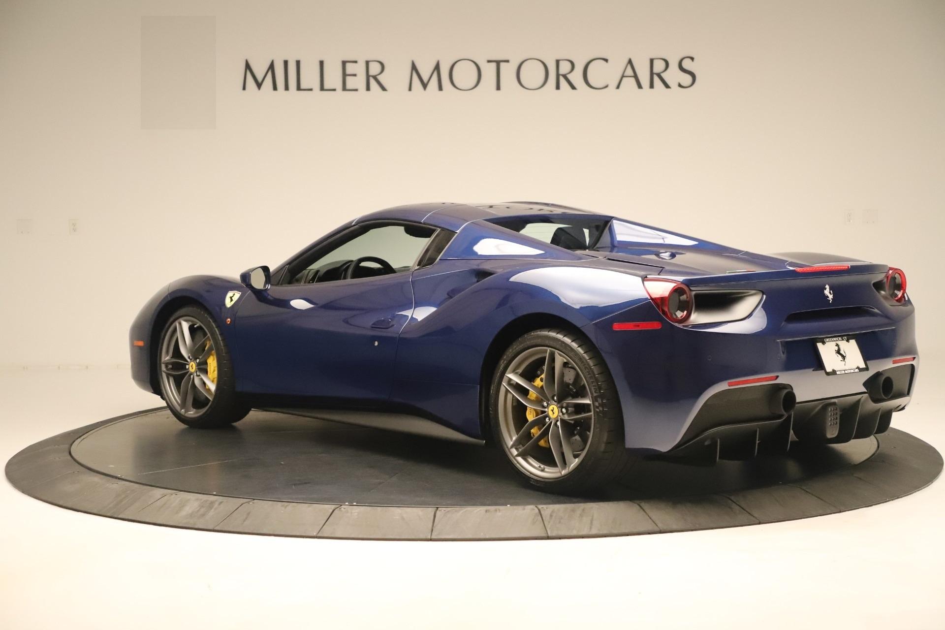 Used 2018 Ferrari 488 Spider  For Sale In Greenwich, CT 3465_p15