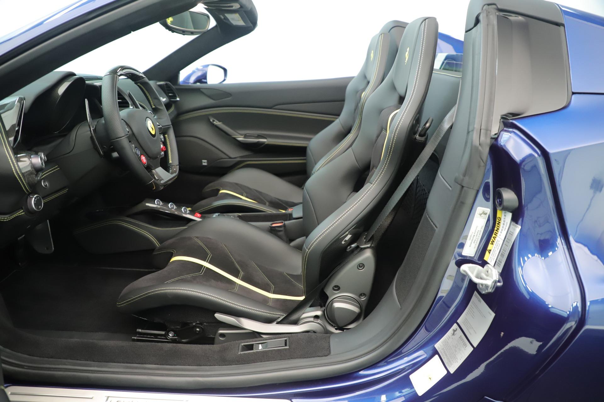 Used 2018 Ferrari 488 Spider  For Sale In Greenwich, CT 3465_p20