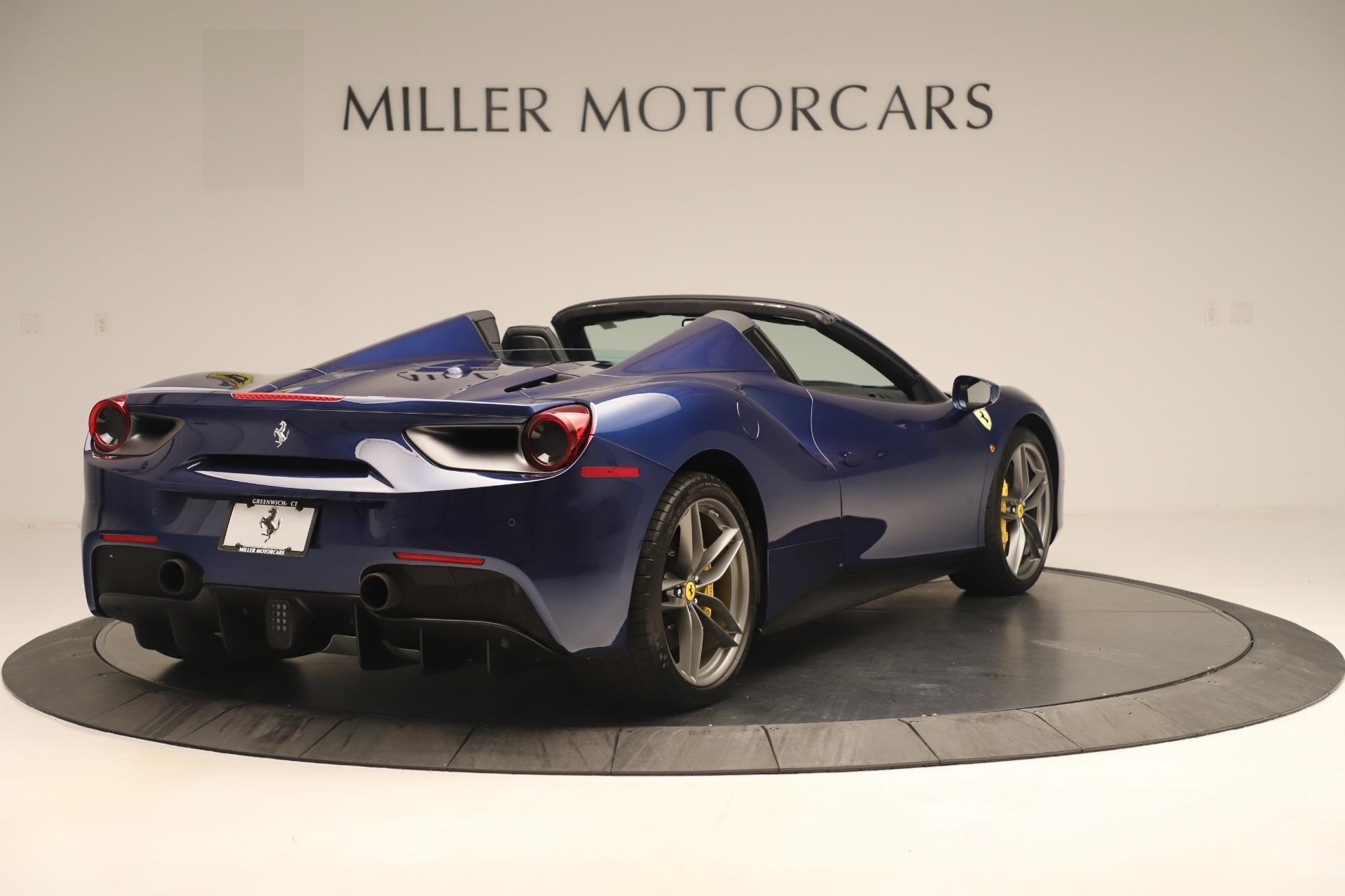 Used 2018 Ferrari 488 Spider  For Sale In Greenwich, CT 3465_p7