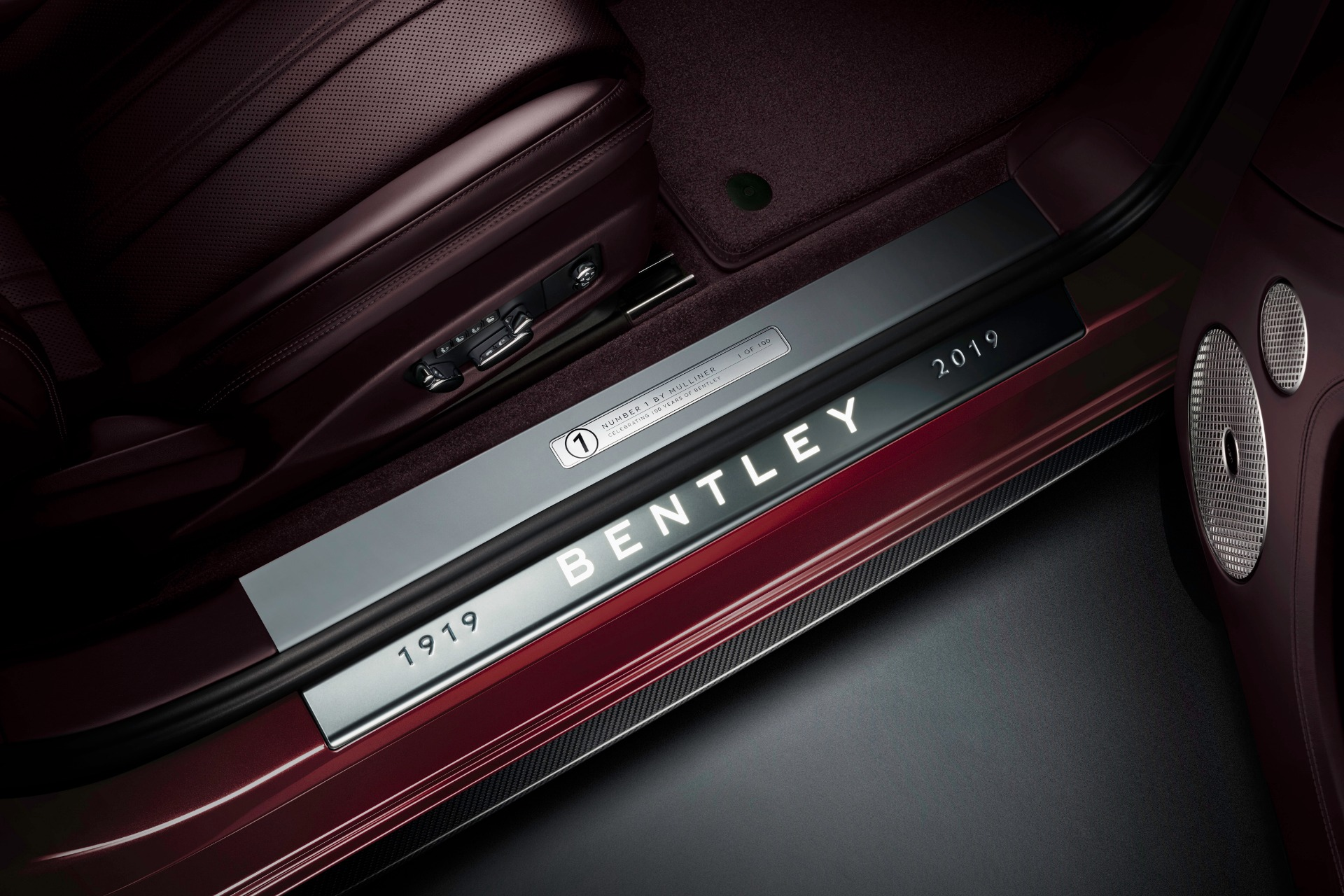 New 2020 Bentley Continental GTC W12 Number 1 Edition by Mulliner For Sale In Greenwich, CT 3467_p6
