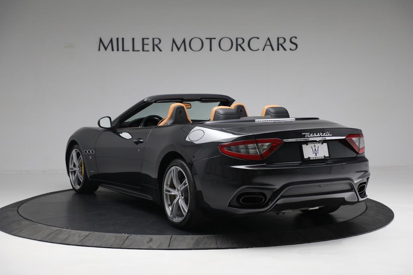 New 2019 Maserati GranTurismo Sport Convertible For Sale In Greenwich, CT 3469_p13