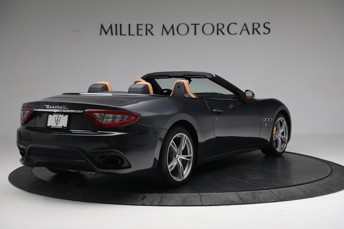 New 2019 Maserati GranTurismo Sport Convertible For Sale In Greenwich, CT 3469_p15