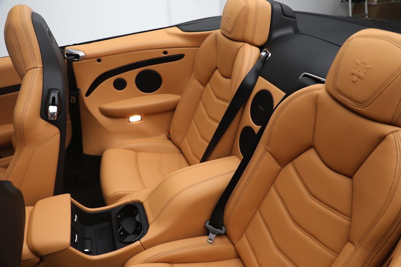 New 2019 Maserati GranTurismo Sport Convertible For Sale In Greenwich, CT 3469_p22