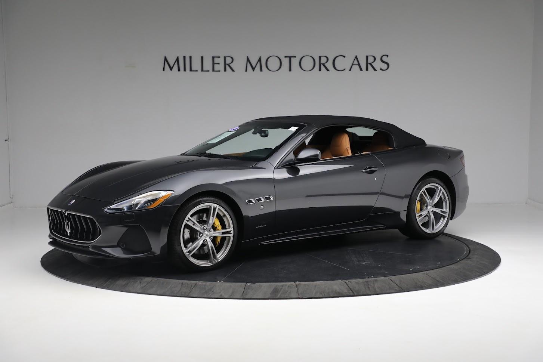 New 2019 Maserati GranTurismo Sport Convertible For Sale In Greenwich, CT 3469_p2
