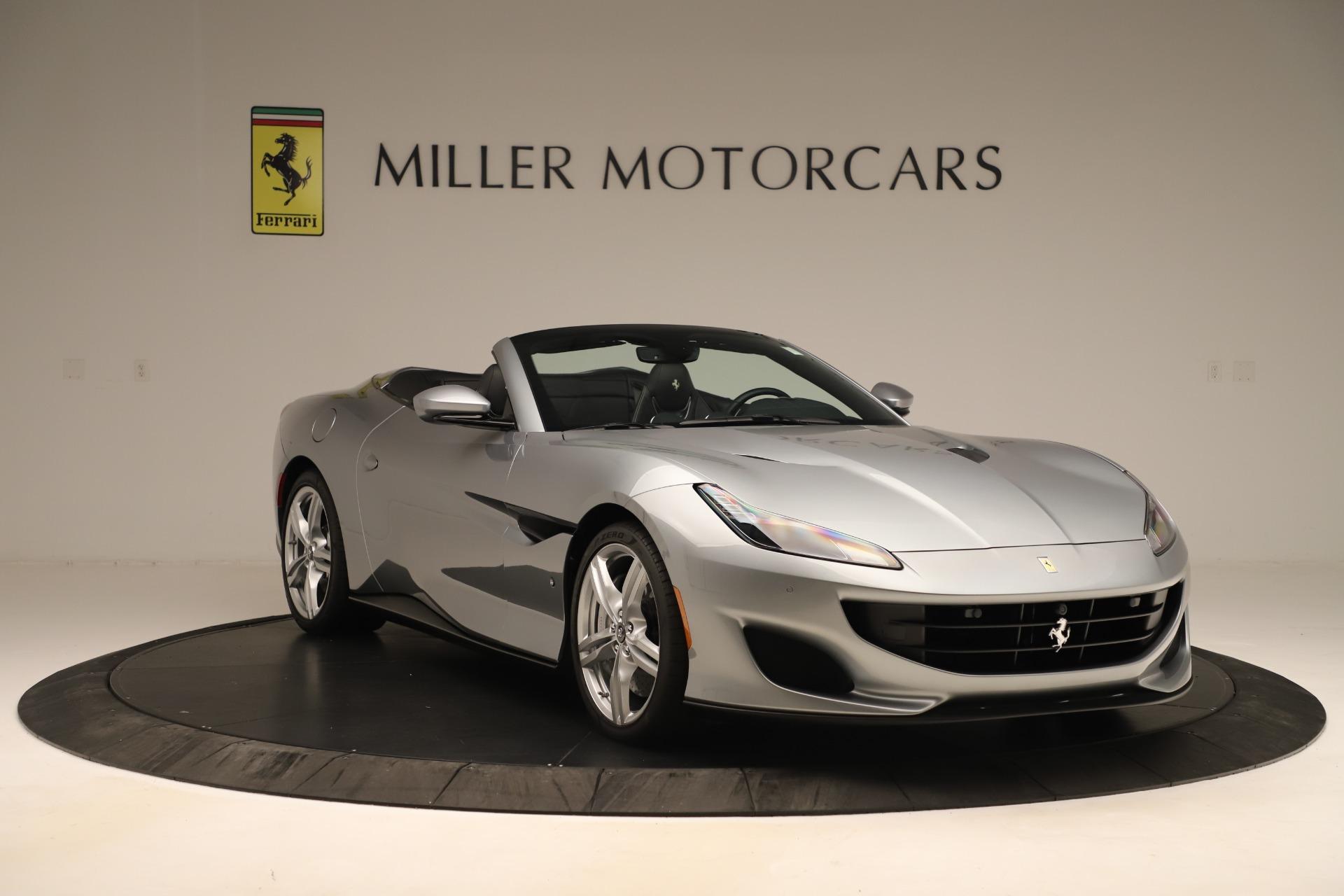 Used 2019 Ferrari Portofino  For Sale In Greenwich, CT 3470_p11