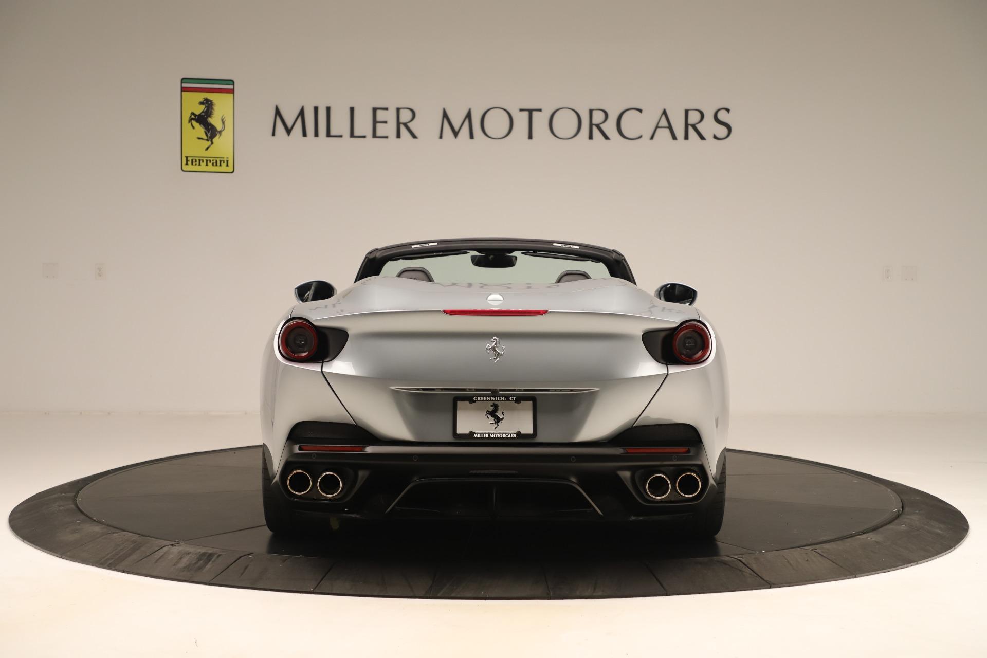 Used 2019 Ferrari Portofino  For Sale In Greenwich, CT 3470_p6