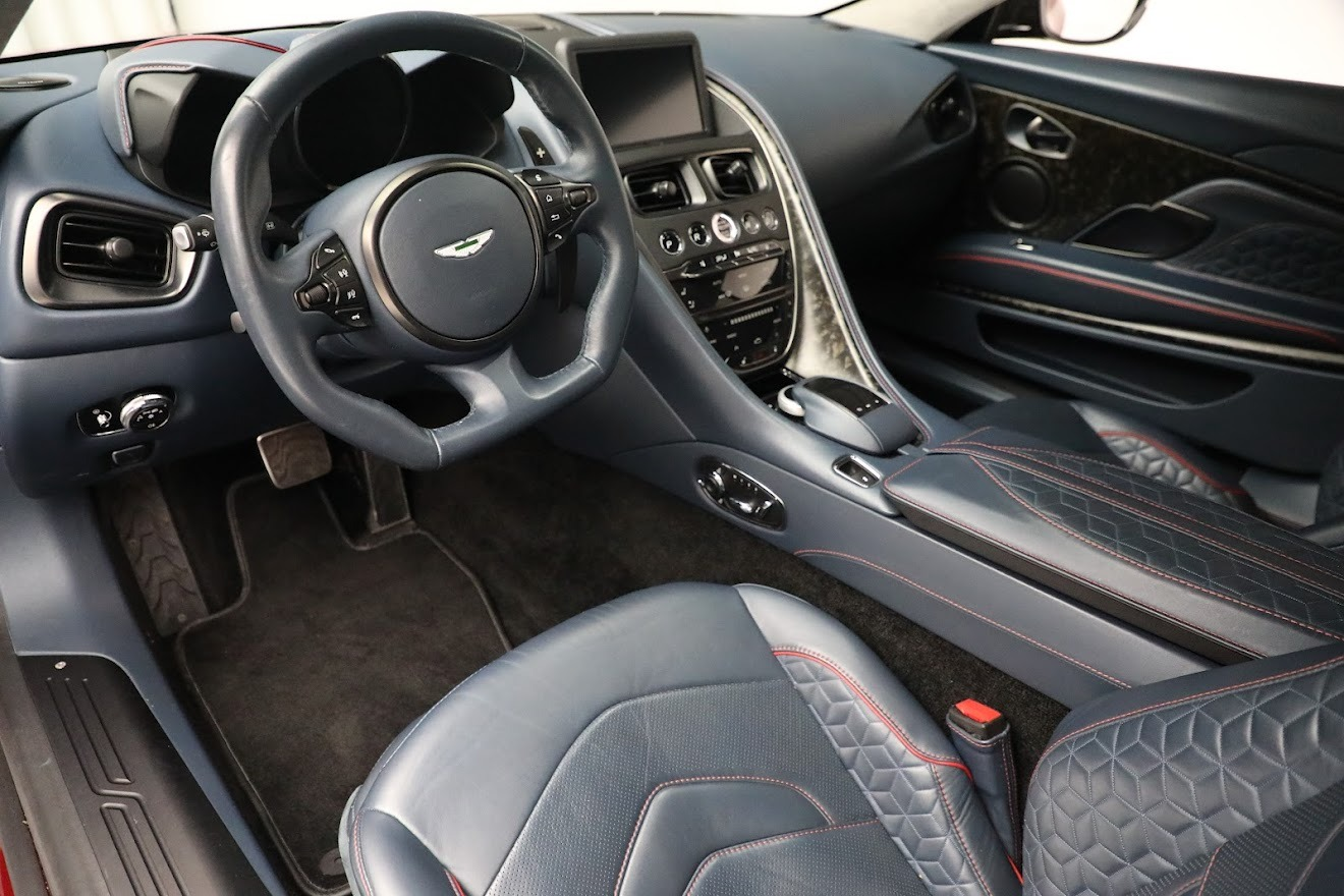Used 2019 Aston Martin DBS Superleggera For Sale In Greenwich, CT 3471_p13