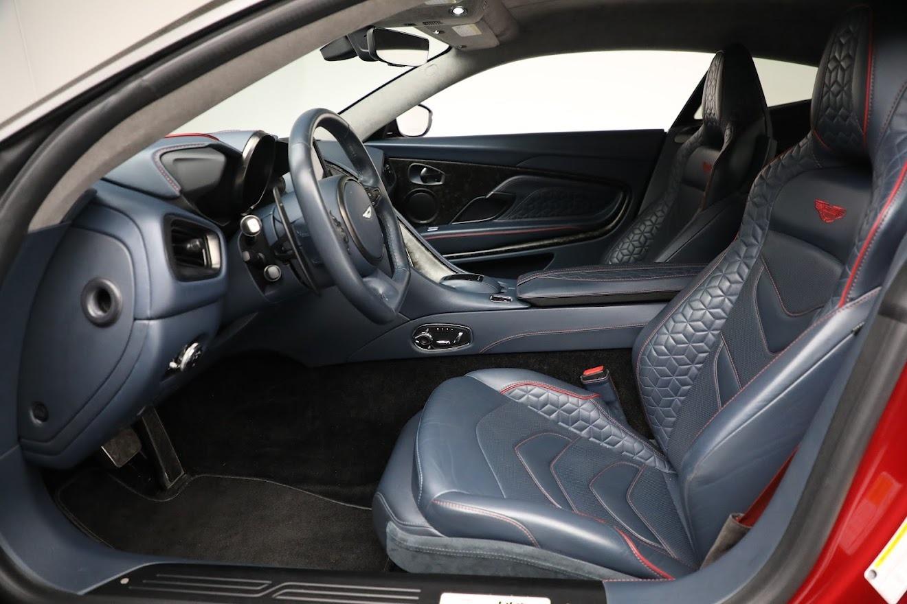 Used 2019 Aston Martin DBS Superleggera For Sale In Greenwich, CT 3471_p14