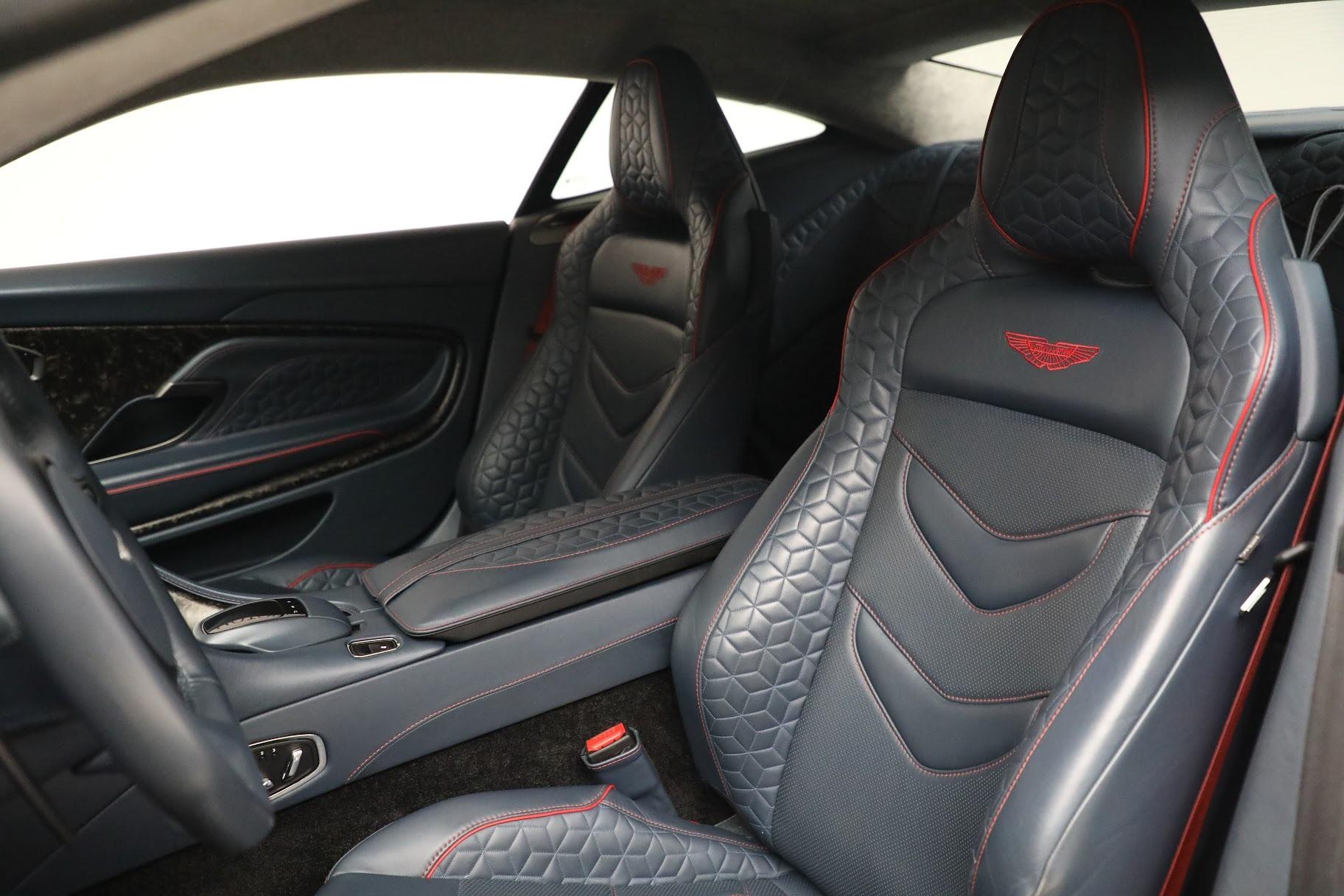 Used 2019 Aston Martin DBS Superleggera For Sale In Greenwich, CT 3471_p15