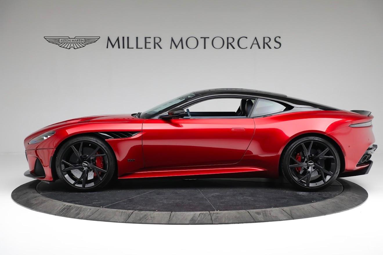 Used 2019 Aston Martin DBS Superleggera For Sale In Greenwich, CT 3471_p2