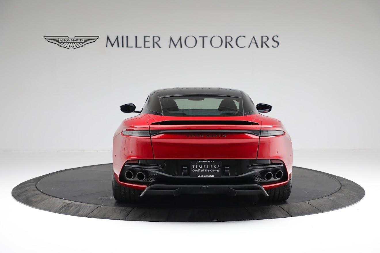 Used 2019 Aston Martin DBS Superleggera For Sale In Greenwich, CT 3471_p5