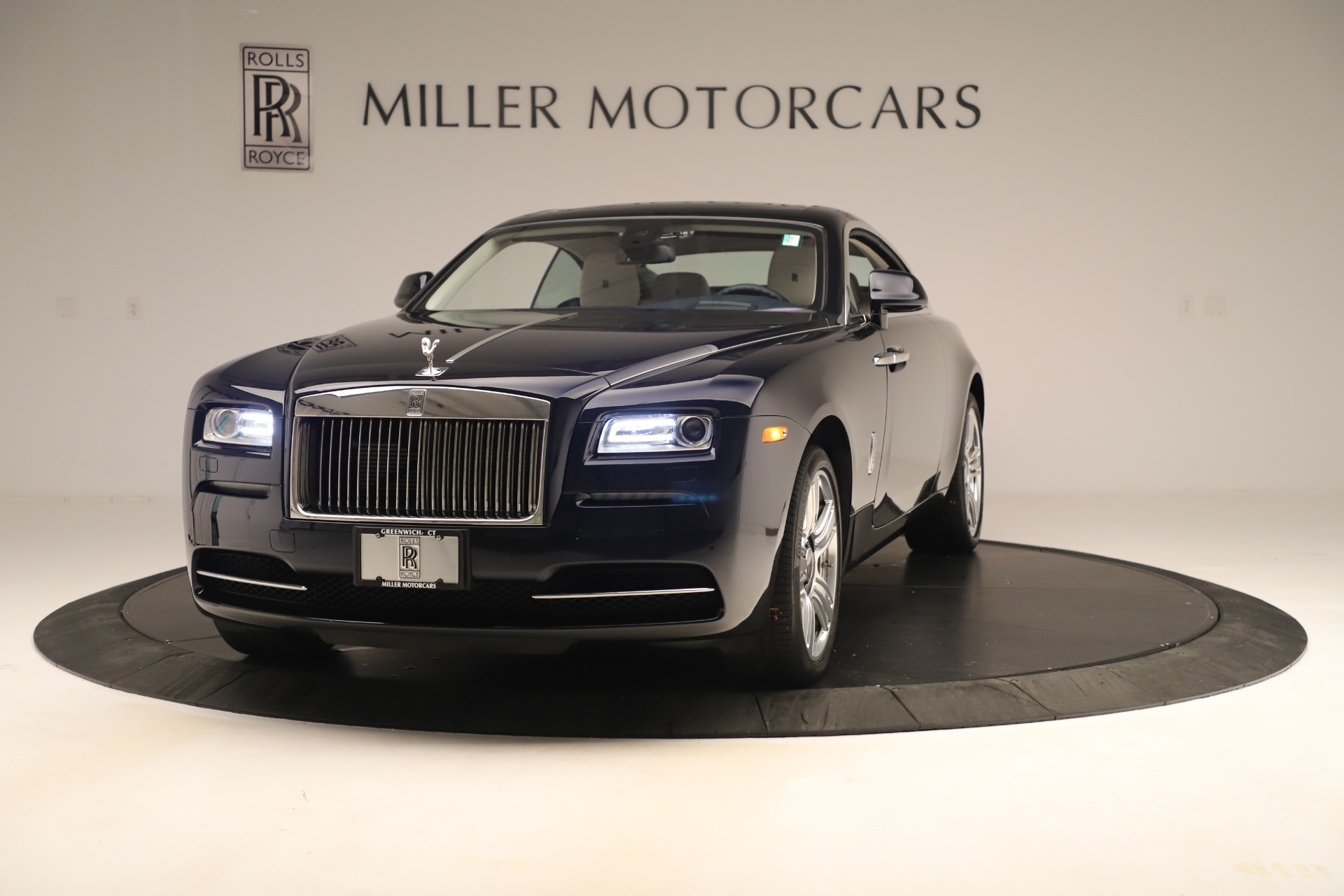 Used 2015 Rolls-Royce Wraith  For Sale In Greenwich, CT 3473_main