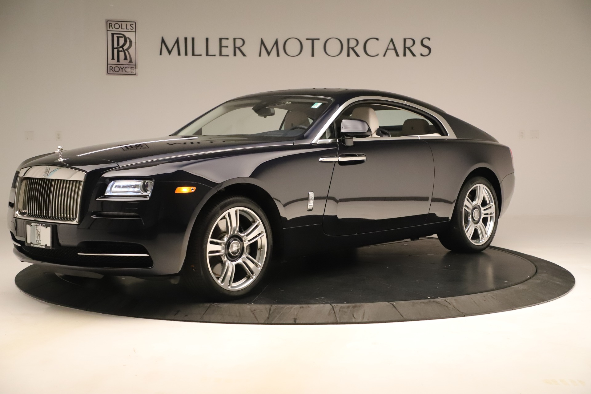 Used 2015 Rolls-Royce Wraith  For Sale In Greenwich, CT 3473_p3
