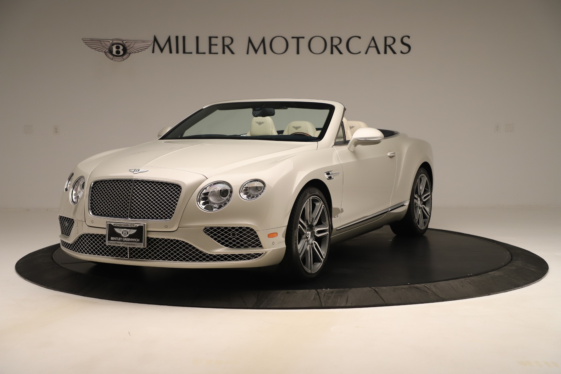 Used 2016 Bentley Continental GT W12 For Sale In Greenwich, CT 3475_main