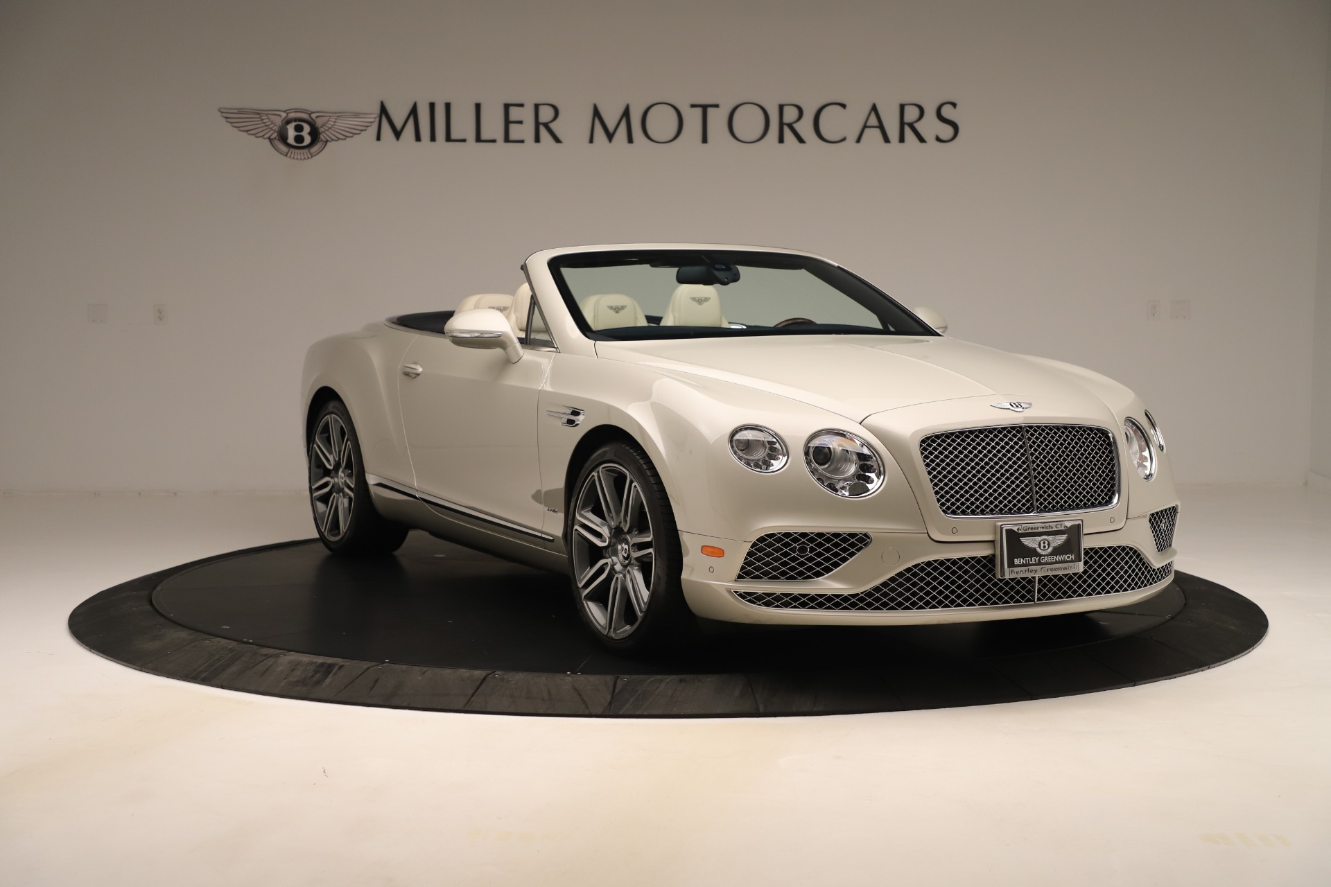 Used 2016 Bentley Continental GT W12 For Sale In Greenwich, CT 3475_p11