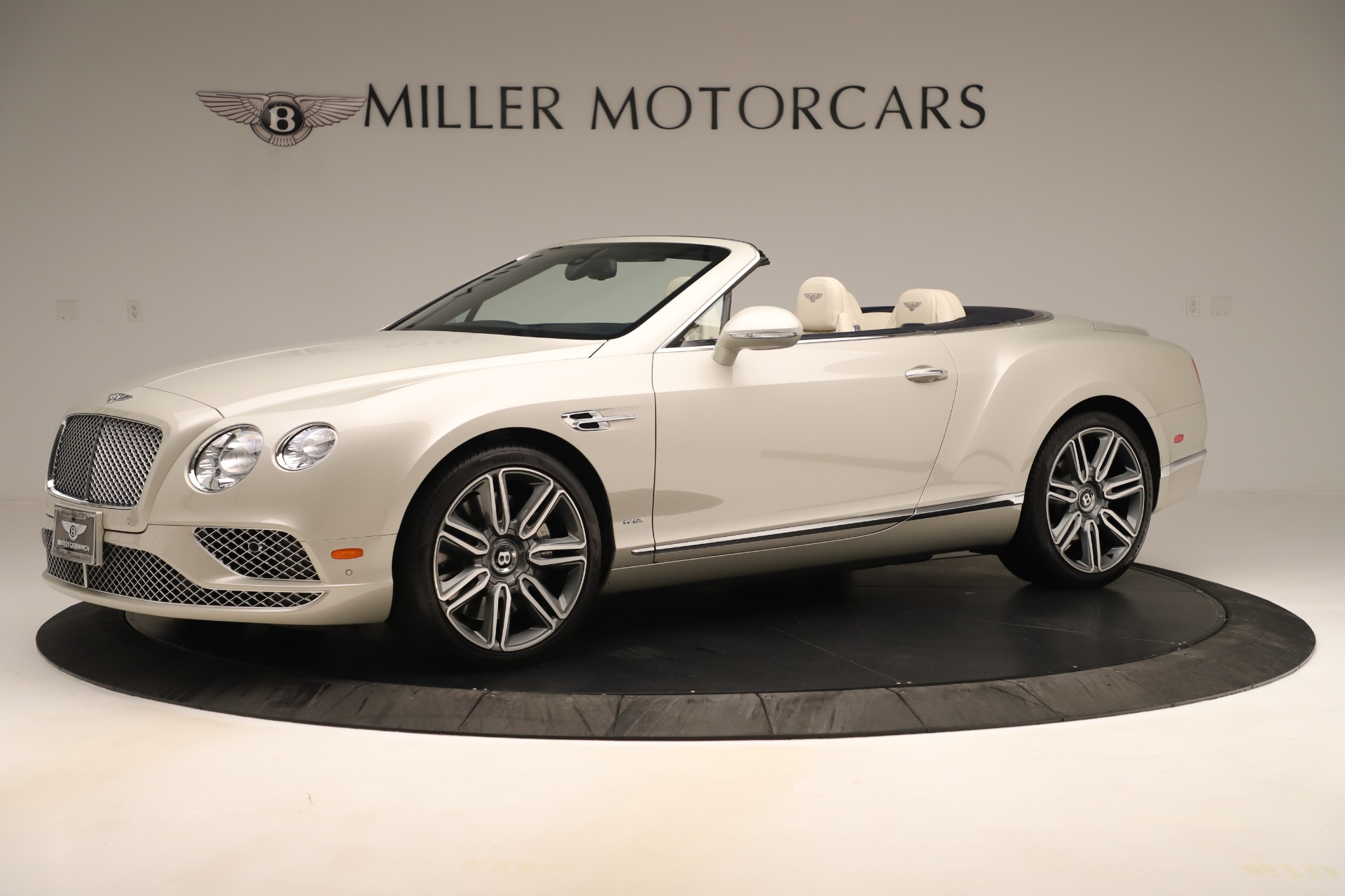 Used 2016 Bentley Continental GT W12 For Sale In Greenwich, CT 3475_p2