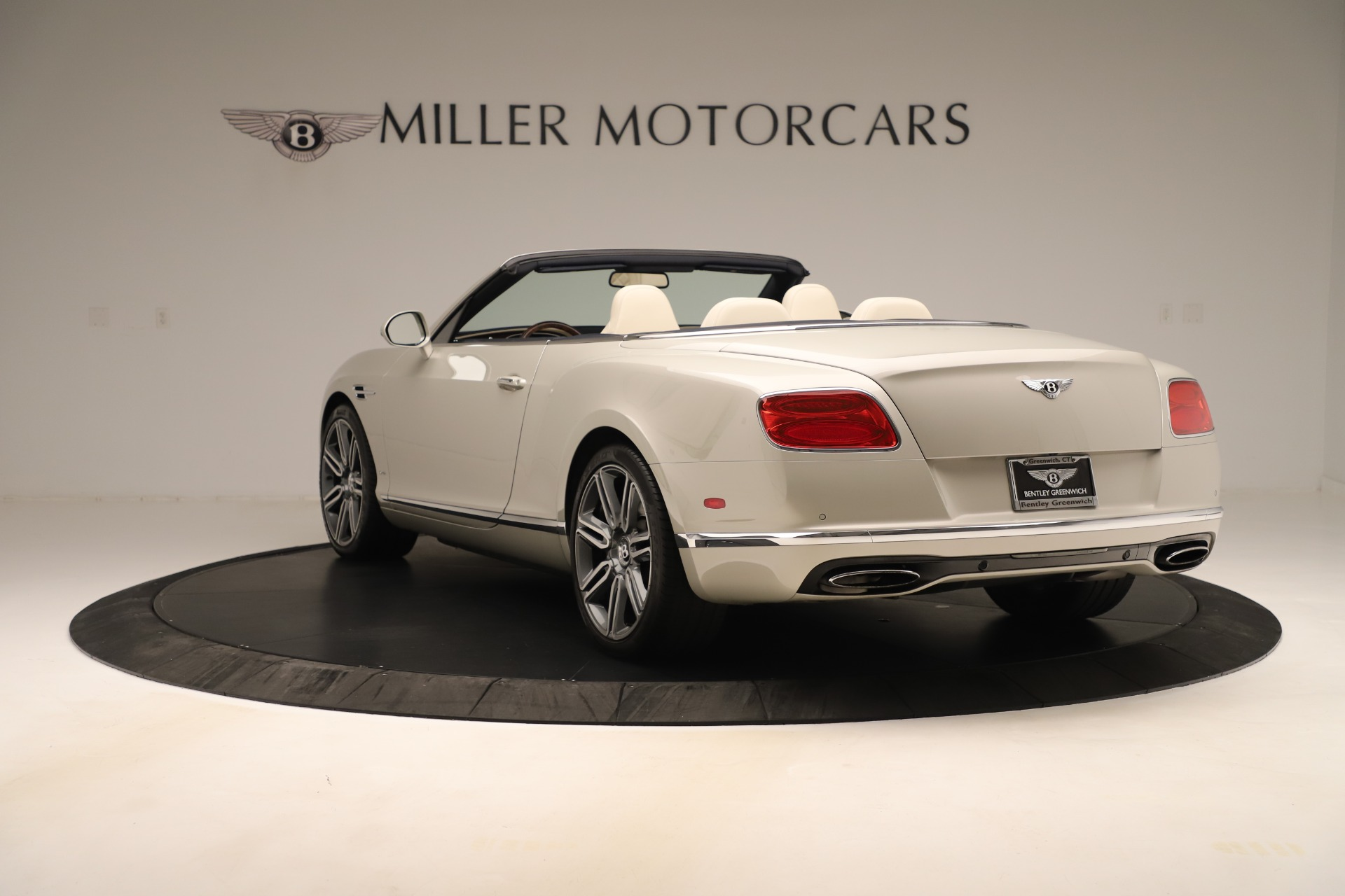 Used 2016 Bentley Continental GT W12 For Sale In Greenwich, CT 3475_p5