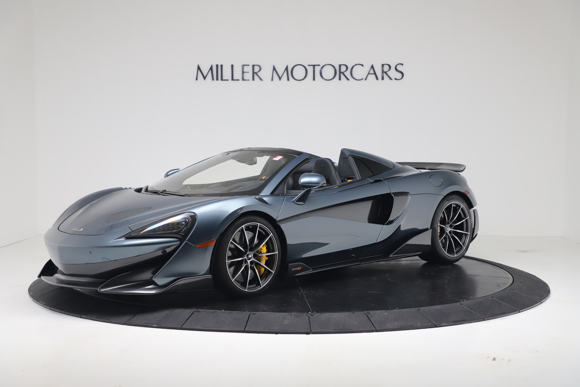 New 2020 McLaren 600LT Convertible For Sale In Greenwich, CT