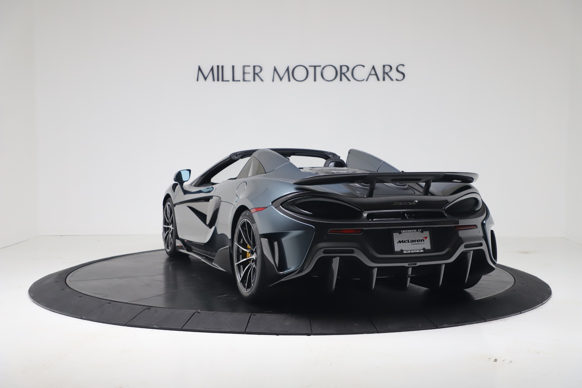 New 2020 McLaren 600LT Convertible For Sale In Greenwich, CT 3478_p4