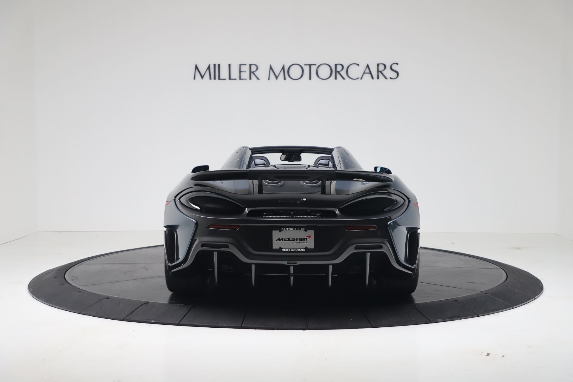 New 2020 McLaren 600LT Convertible For Sale In Greenwich, CT 3478_p5