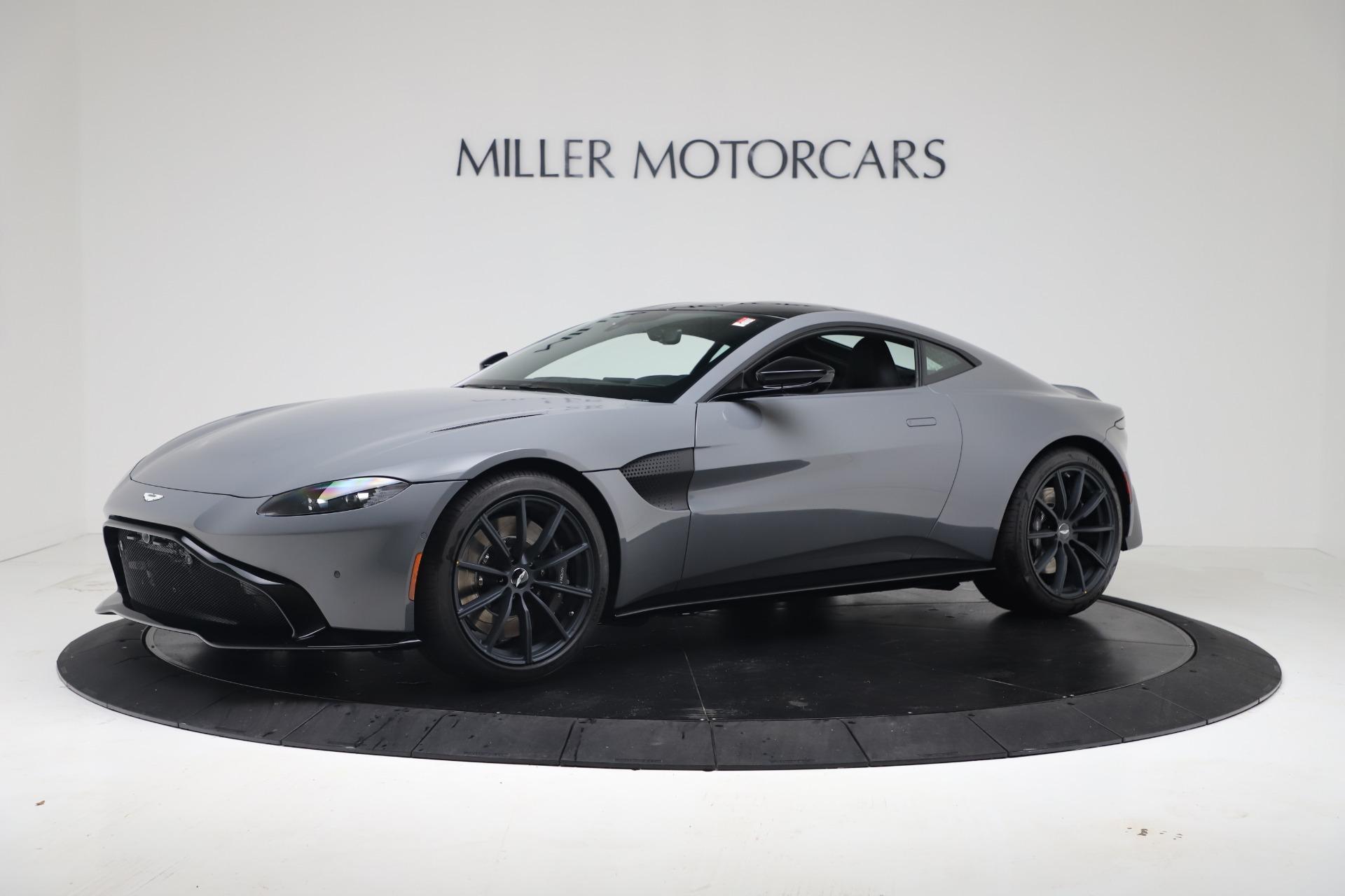 New 2020 Aston Martin Vantage V8 For Sale In Greenwich, CT 3482_main