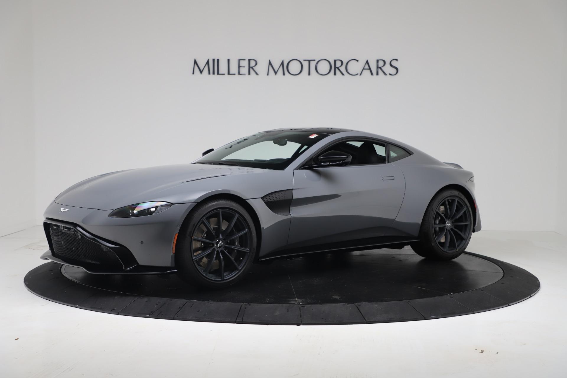 New 2020 Aston Martin Vantage V8 For Sale In Greenwich, CT 3482_p2